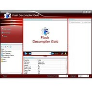 Free Flash Decompiler Gold screenshot